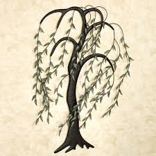 willow tree home decor wall arts willow breeze wall art sculpture brown click to expand