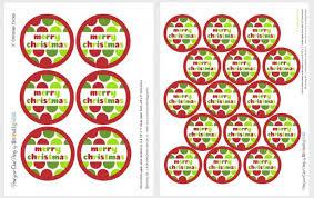 12 holiday baking free printables 1 love