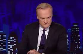 msnbc lawrence o donnell desks lawrence o donnell looks like an insane person in leaked msnbc