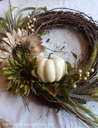 fall wreaths new fall wreath confessions of a serial do it yourselfer