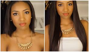 Hair Extension Clip Ins Cheap by How I Clip In My Hair Extensions For Short Thin Hair Naomi