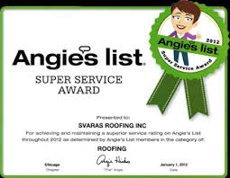 svaras roofing inc complete residential and commercial roofing