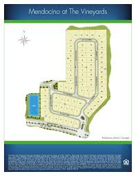 vineyards mendocino in homestead fl 33033 new pre construction