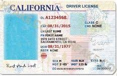 california driver u0027s license editable psd template download 5 00