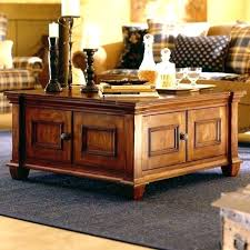 brown square coffee table square coffee table with storage chest style coffee table coffee