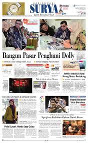 e paper surya edisi 2 maret 2013 by harian surya issuu