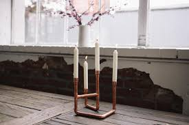 how to make a copper pipe candelabra danmade watch dan faires