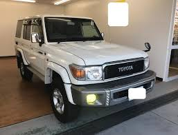 toyota land cruiser 2015 toyota land cruiser 70 cbf grj76k10027144 primegate is exporter