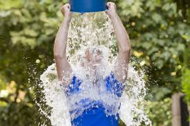 Water Challenge Steps Gustave White Steps Up To The Als Challenge The