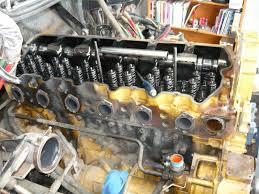 christie pacific case history caterpillar c12 cylinder head failure