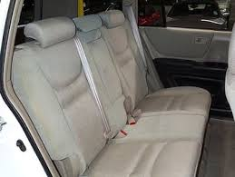 Toyota 60 40 Bench Seat 2003 Highlander Seat Covers Precisionfit