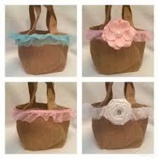 burlap party favor bags jute tote jute bag mini jute tote wedding favors bridal shower