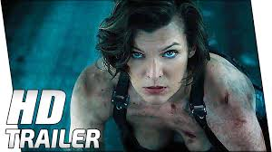 resident evil the final chapter 2017 wallpapers resident evil the final chapter trailer 2017 youtube