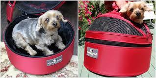 Sleepypod Mobile Pet Bed Sleepypod Is Luxury Travel For Your Pet Latf Usa