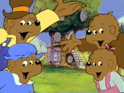 barenstein bears the berenstain bears 1985 tv series