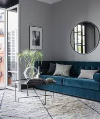 Small Modern Living Room Ideas 4 Ways To Use Navy Home Decor To Create A Modern Blue Living Room