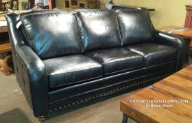 Top Leather Sofas by 100 Top Grain Leather Sofa Made In The Usa Texas