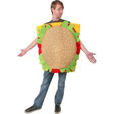 target halloween costumes for men amazon com u0027s hamburger halloween costume size standard 44