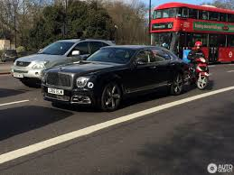 Bentley Mulsanne Speed 2016 7 March 2017 Autogespot