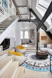 home interior shows home interior design bright open living area shows its