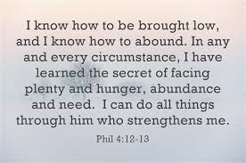 7 bible verses that make you feel strong