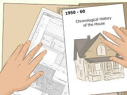 3 ways to research the history of your house wikihow