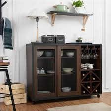 kitchen servers furniture furniture of america francis industrial multi storage dining