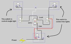 gfci wiring diagram ppt gfci wiring diagrams instruction
