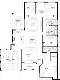 floor plans with wrap around porch four bedroom floor plans