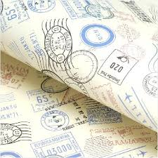 where can i buy packing paper aliexpress buy 20 sheets of travel st patternd wrapping