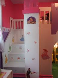 bedroom alluring castle bunk beds with slide and stairs for