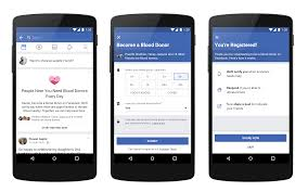 Seeking Blood Introducing A New Feature In India To Help Increase Blood