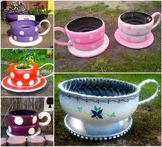 Craft Ideas For Garden Decorations - garden diy ideas christmas ideas free home designs photos