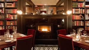 restaurants and bars with fireplaces nyc spots for keeping cozy