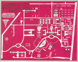 Walter Reed Map The Former Walter Reed Army Medical Center Wramc U0027s Most