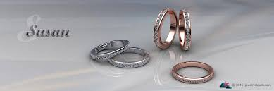 wedding ring models discover our 3d wedding ring models collection