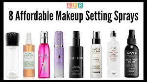 affordable makeup 8 affordable makeup setting sprays estrella fashion report