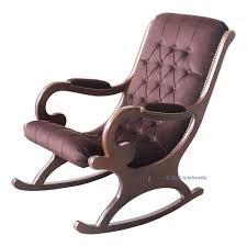 costruire sedia a dondolo poltrona a dondolo capitonn礬 arteferretto
