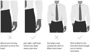 how men u0027s clothes should fit business insider