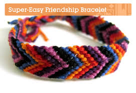 bracelet friendship easy images How to make a super easy friendship bracelet jpg