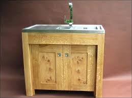 Free Standing Sink Kitchen Free Standing Kitchen Sink Unit Alone Sink Unit Free Standing Sink