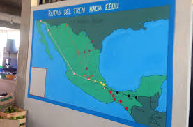 Southern Mexico Map by Mexico U0027s Other Border Security Migration And The Humanitarian