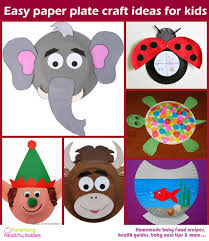 Paper Plate Monkey Craft - 51 easy paper plate craft ideas for