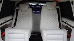 toyota limo interior toyota land cruiser double axle built by american limousine sales