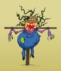 scarecrow halloween halloween 13 scarecrow by monster man 08 on deviantart