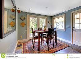 100 size of dining room rug dark wood modern dining room
