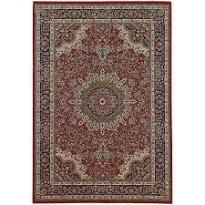 amazon com oriental weavers ariana 116r area rug 4 u0027 x 6 u0027 red