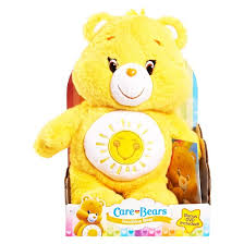 care bear medium plush dvd funshine target