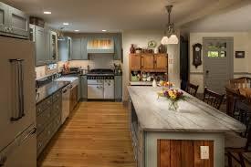 historic renovation features aga legacy kitchen