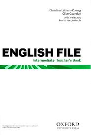 english file intermediate teacher s book